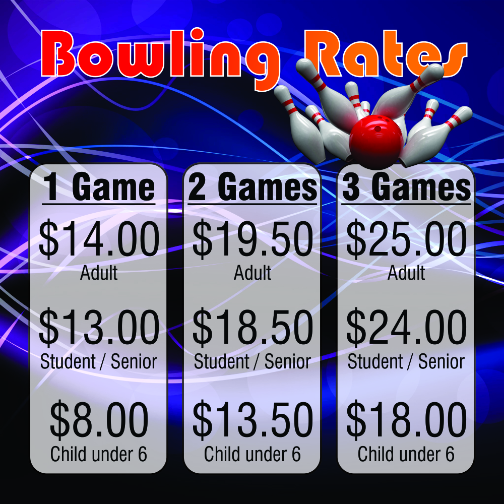 Bowling Prices